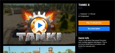 Tanki X play online — no download required PLAYKEY - Google Chrome_2