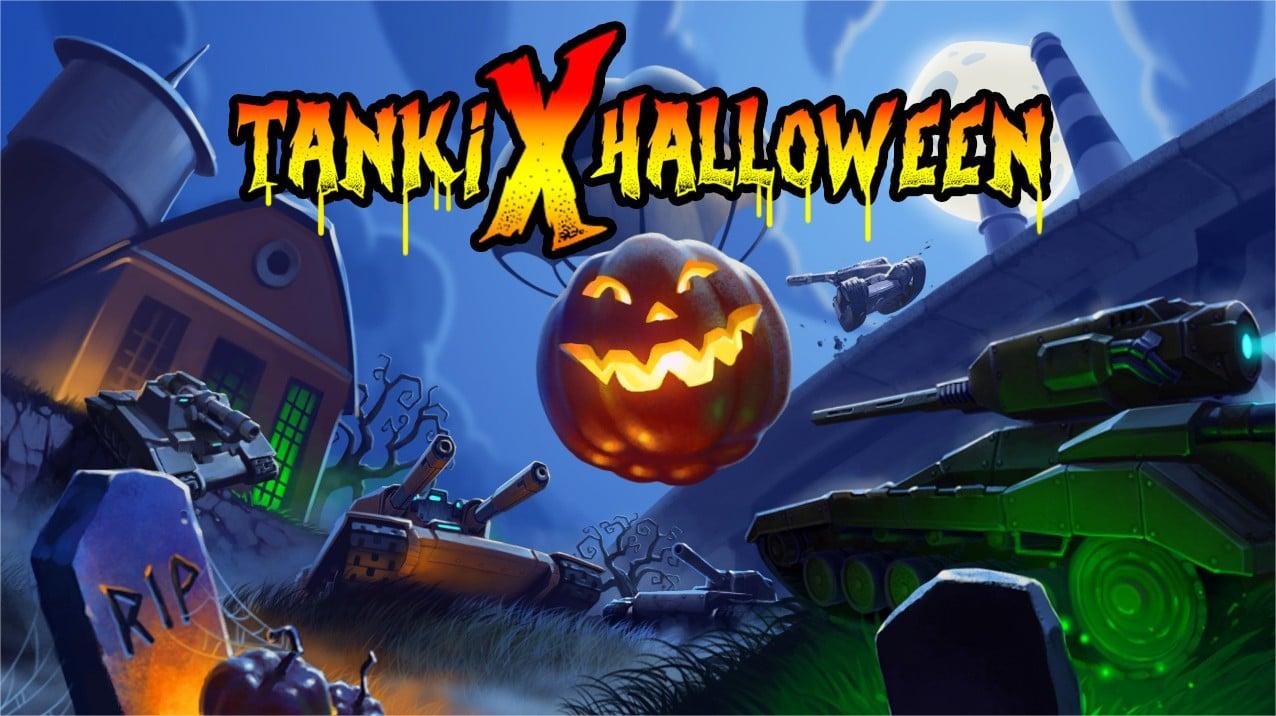 tanki x halloween is now live!
