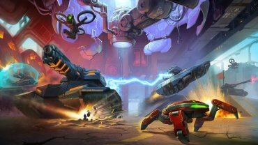 Tanki X - free-to-play online game