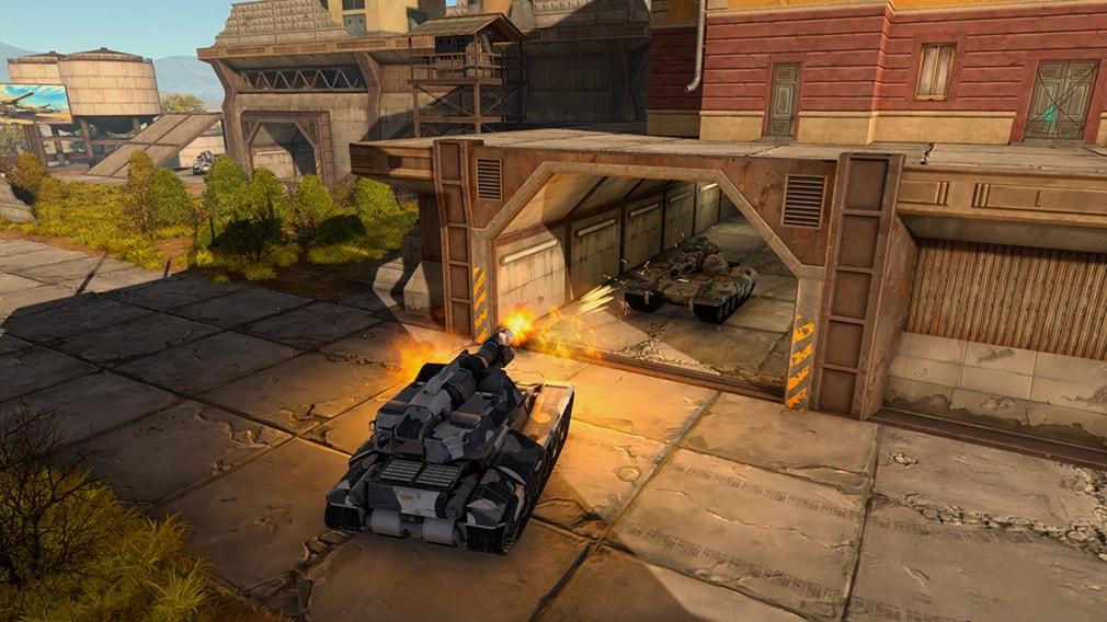 Tanki X (RUS) [L]